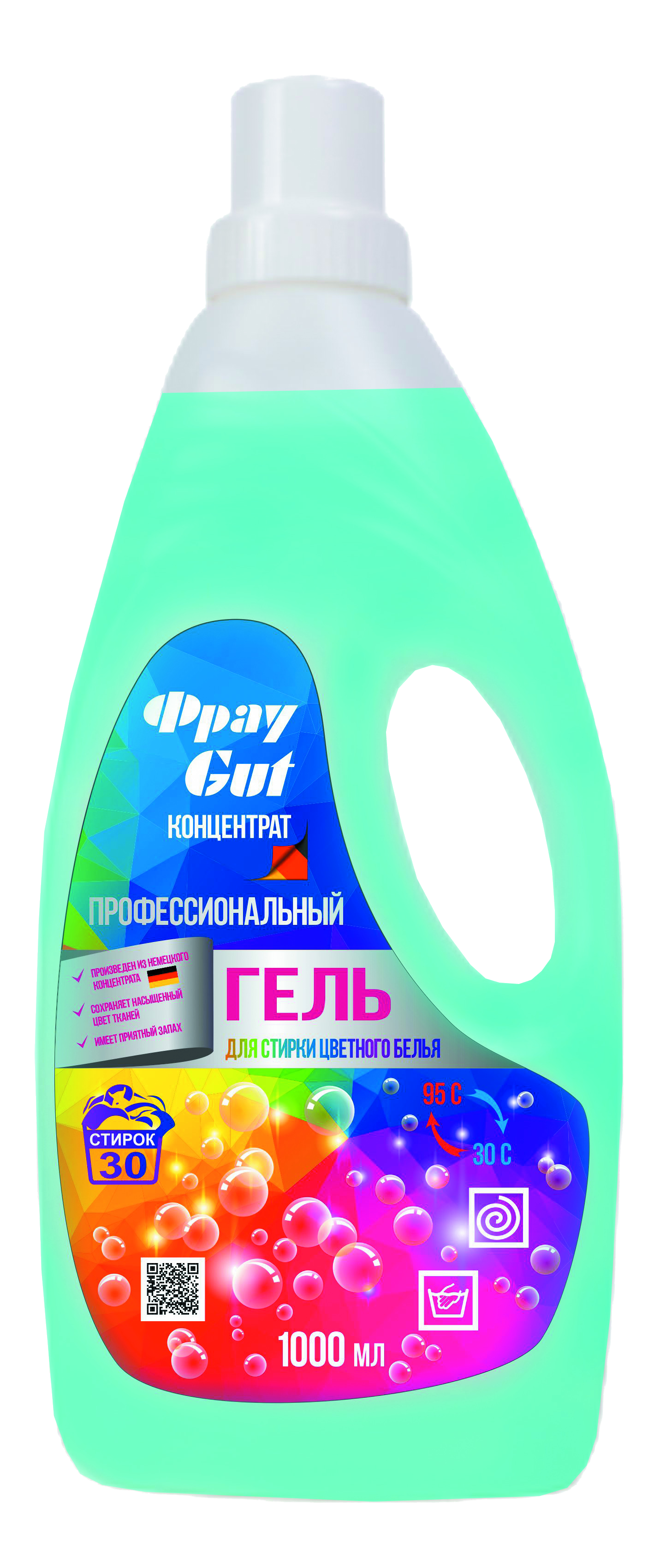 Color gel 1l